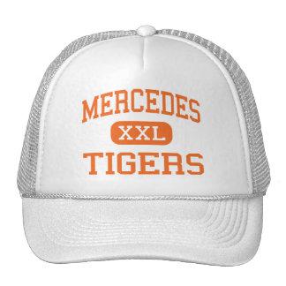 Mercedes - Tigers - High School - Mercedes Texas Cap