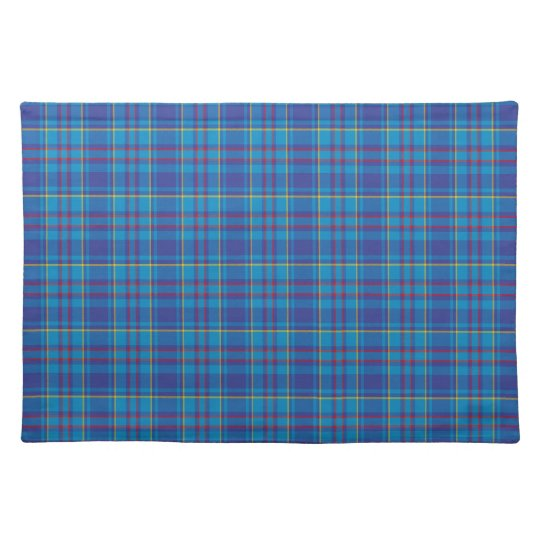 Mercer Scottish Tartan Placemat