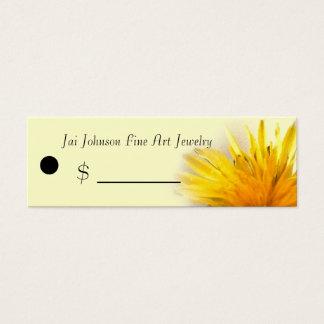 Merchandise Price Tags (Dandelion)
