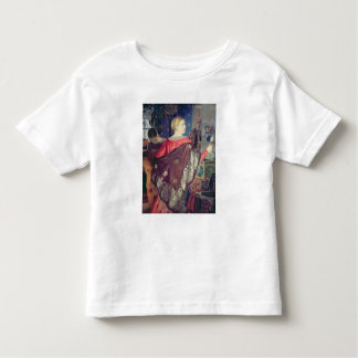 Merchant's woman with a mirror toddler T-Shirt