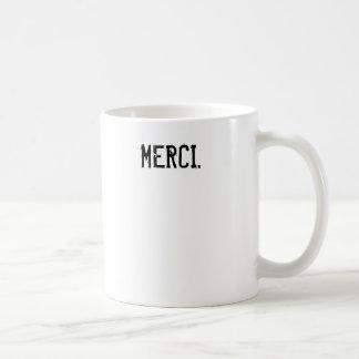 Merci Coffee Mug