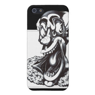 Merci the Clown Case For iPhone 5/5S