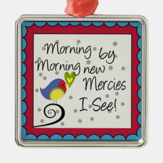 Mercies Ornament
