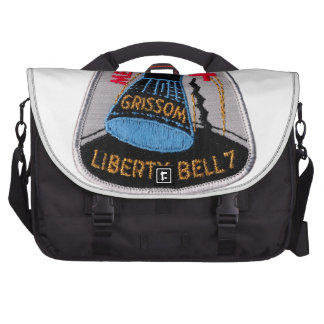 Mercury 4 Liberty Bell 7 Gus Grissom Bags For Laptop