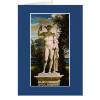 Mercury by Charles Meynier Card