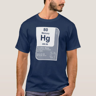 Mercury (Hg) T-Shirt