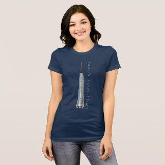Mercury is GO for Launch! T-Shirt