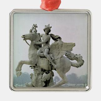 Mercury on Pegasus  1701-02 Christmas Ornament