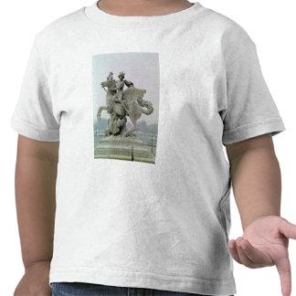 Mercury on Pegasus 1701-02 Tshirts