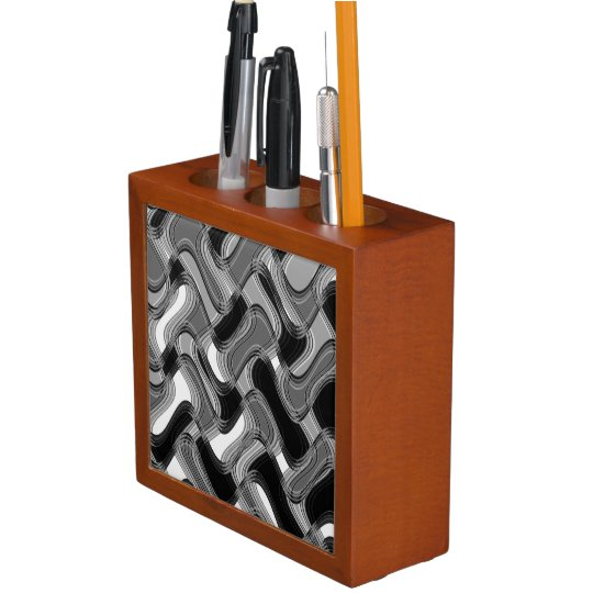 Mercury & Sable Desk Organiser by C.L. Brown