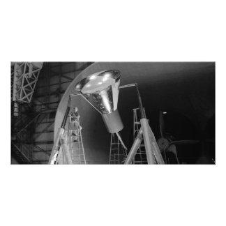 Mercury Space Capsule Undergoes Testing 1959 Photo Cards