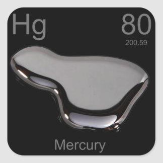 mercury stickers