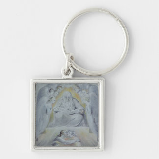 Mercy and Truth are met together Key Ring
