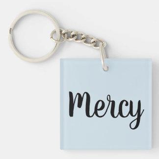 Mercy Beach Keychain