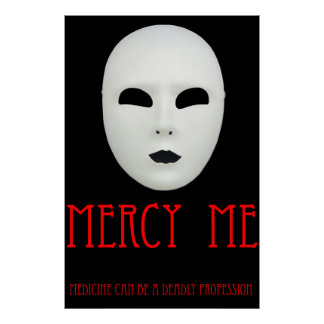 Mercy Me - Poster  (Semi-Gloss)