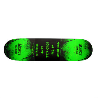 MERCY Skateboard