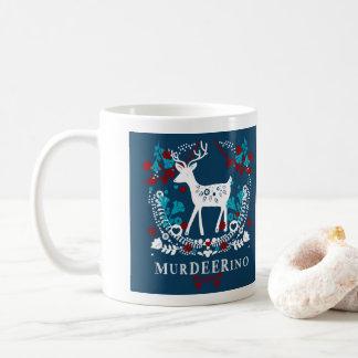 MerDEERino : Murderino + Deer Coffee Mug