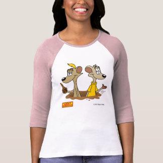 Merely Meerkats Women's T-Shirt
