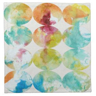 Merging Color II Napkin