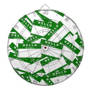 Merhaba Ivory (Green) Dartboard