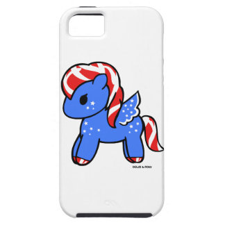 Merica Pony   iPhone Cases Dolce & Pony iPhone 5 Covers