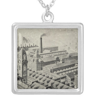 Meriden Britannia Co Silver Plated Necklace