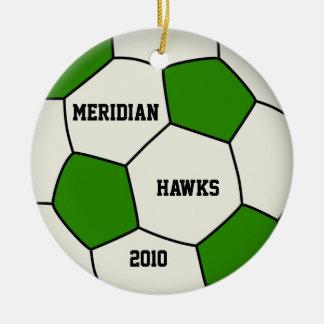 Meridian Soccer Ornament