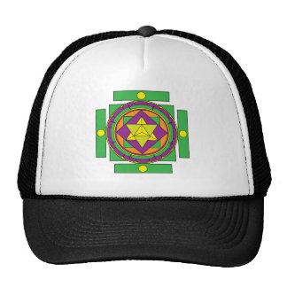 Merkaba Mandala Cap