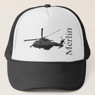 Merlin Helicopter Baseball Hat