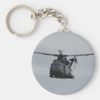 Merlin Helicopter, RAF Benson Key Ring