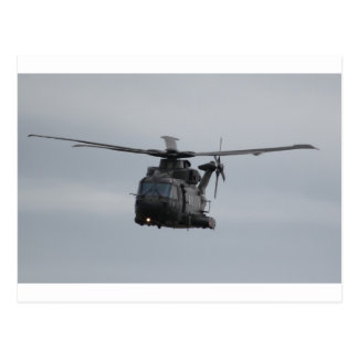 Merlin Helicopter, RAF Benson Post Cards