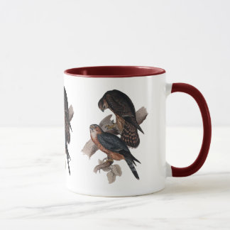 Merlin or Pigeon Hawk Mug