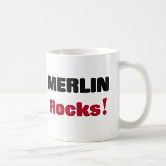 Merlin Rocks Coffee Mug