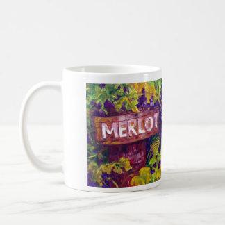 Merlot on the Vine Coffee Mug