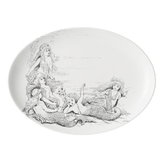 Mermaid 1 Platter
