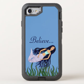 Mermaid 2 OtterBox defender iPhone 7 case