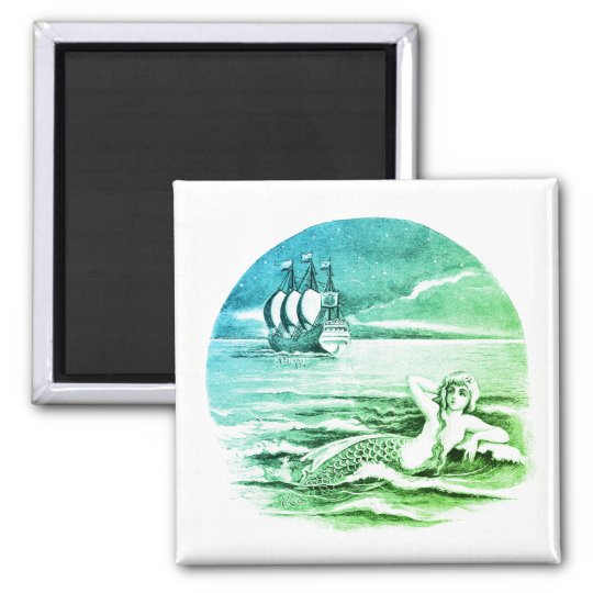 Mermaid 5 Magnet