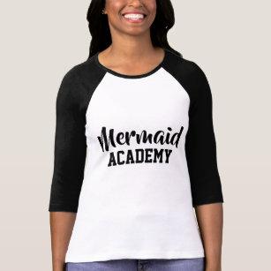 6e1350343 Funny Mermaid T T-Shirts & Shirt Designs | Zazzle UK