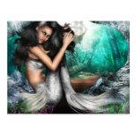 Mermaid Allure Postcard