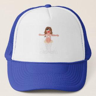Mermaid Anchor Baseball Cap