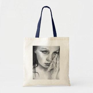 Mermaid Aquamarine Tides  Bag