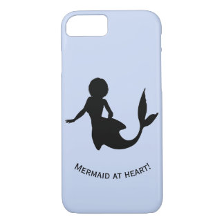 """Mermaid at heart"" unique design, simply gorgeous! iPhone 8/7 Case"