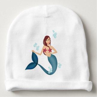 Mermaid Baby Beanie