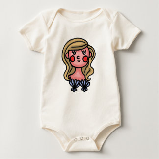 Mermaid! Baby Bodysuit