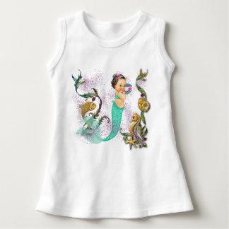 Mermaid Baby Dress