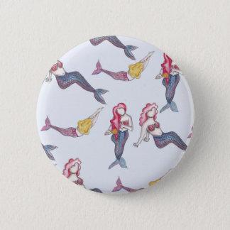Mermaid Badge