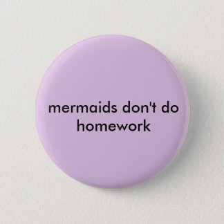 Mermaid badge