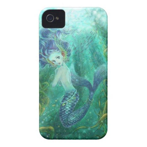 Mermaid BlackBerry Bold Case