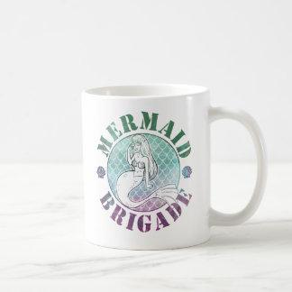 Mermaid Brigade Coffee Cup