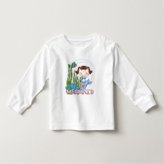 Mermaid - Brunette Tshirts and Gifts